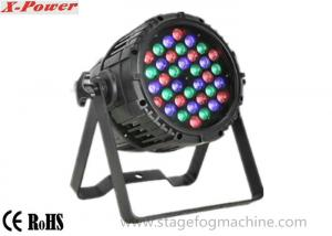 China 36 pcs High-Power Waterproof Outdoor LED PAR Lights With Aluminum Shell on sale