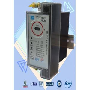 China Slim - Line Din Rail Kwh Meter Tariff Charge Prepaid Electricity Meters on sale