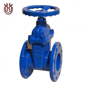 China DIN Resilient Seated Gate Valve on sale