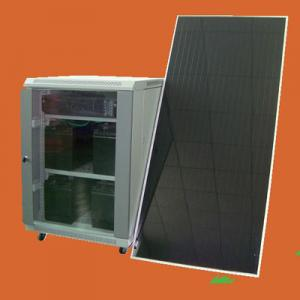 China 10000W 3 × 5K  48VDC  Solar Home UPS with inverter , Storage lead - acid battery fault on sale