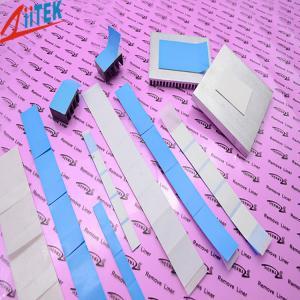 China LED Lámpara Fluorescente cinta adhesiva térmica, 1 W / mK térmica de cinta adhesiva de tela Conductividad on sale