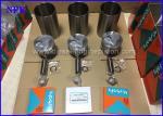 Piezas de reparación del motor D1703 para el equipo 1G868-21111 del trazador de líneas de las piezas del motor de Kubota