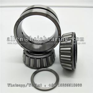 China TIMKEN tapered roller bearing 438-432d double cup with oil holes and groove on sale