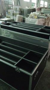 China 12 MM Black 3 Layers Flight Case For Bollards 530 x 680 x 830 on sale