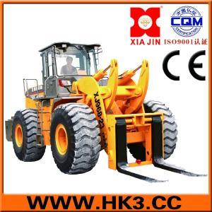 China carregador do caminhão com equipamento do alimentador de bloco da mineração da pedra do uso do carregador da roda da cubeta on sale