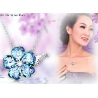 Ref No.:105035 Romantic cherry australian necklaces best online jewellery store australia heart shaped jewelry se