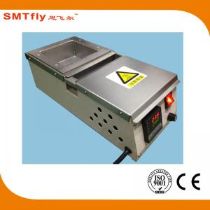China Lead Free Solder Pot With Digital Display And CE Certification on sale