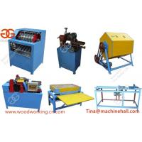 commerical  wooden toothpick making machine /bamboo toothpick maker making machine high effiency