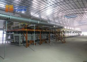 China High Productivity Airlaid Paper Making Machine Natural Gas / Oil Heating on sale