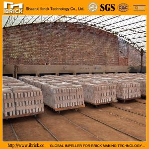 China Clay brick drying chamber in India on sale