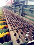 Salida por hora sistema hydráulico del equipo de la instalación de laminación en caliente de 10 t/h