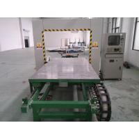 Viscoelastic Polymer Foam Cut Machine Industrial Computer Control 6m / Min