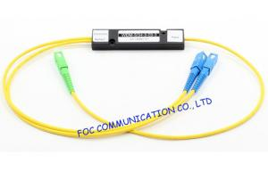 China Cwdm / Coarse Wavelength Division Multiplexer Fiber Optic With Sc Connector on sale