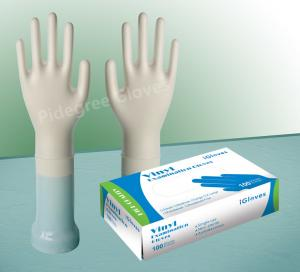 China Polyethylene/Poly/Vinyl Disposable Gloves, Disposable PVC Gloves, Medical Gloves on sale