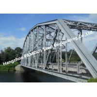 High Stability Modular Steel Box Structure Girder Bridge Modular Bridge Heavy Capacity