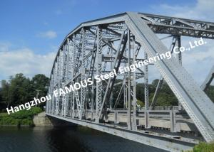 China High Stability Modular Steel Box Structure Girder Bridge Modular Bridge Heavy Capacity on sale