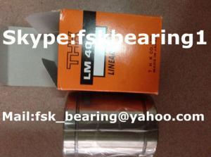 China LM60UU OP Linear Ball Bearing Shaft Guiding Ball Bushing 60mm × 90mm × 110mm on sale