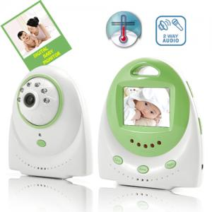 China Wireless two way talk baby monitor with temperature gsm baby monitor on sale
