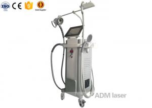 China Cellulite Treatment Machine Home Use With Cavitation / RF / Roller Running / Infrared on sale