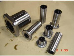 China Gold Supplier High precision factory price linear bearings LM6UU LM8UU LM10UU bearing on sale