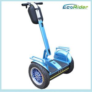 China Stand Up Auto Balance Electric Scooter Smart Thinking Car 30 Degree Max. Climb Angle supplier