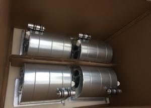 China SIEMENS Centrifugal Cooling FAN 6SL3362-0AF01-0AA1 EMBPAPST D2E160-AH01-17 Motor Fan on sale