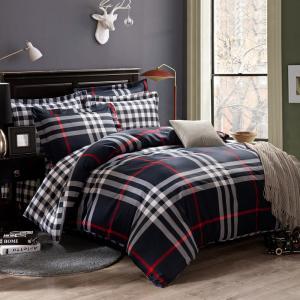 China Fancy Elegant Cotton Bedding Sets For Nursery Room / Home Bedroom / Hotel on sale