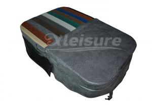 China Tailor - Made Spa Pool Cover Strength Custom Hot Tub Covers And Spa Covers on sale