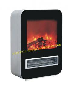 China Indoor Small Decorative Electric Fireplace Stove Energy Saving Electric Fireplaces on sale