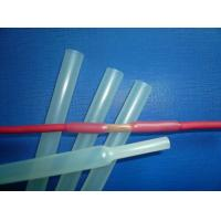 China Protecting PTFE Teflon Tube , Teflon PTFE Heat Shrink Tubing on sale