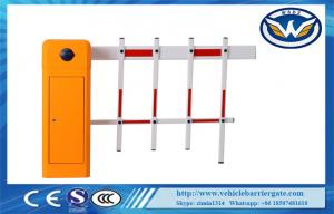 China Heavy Duty Automatic Barrier Gate For Automatic Car Parking System on sale
