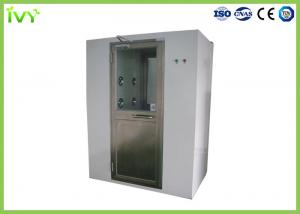 China Automated Induction Air Shower Room Low Noise Belw 62dB Easily Operation on sale