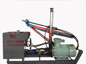 China ZYJ-270/170 High Speed Man Portable Blasting Hole Drilling rig in colliery on sale