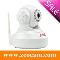 China Zeocam Promotion!! Factory Direct P2P IP cameras, wifi PTZ wireless cctv camera, free cms software on sale