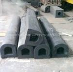 China factory marine d type rubber fender