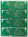 NANYA Fr4 PWB Circuit Board 1.60mm Thickness Green Solder Mask For Ups Pcb Board