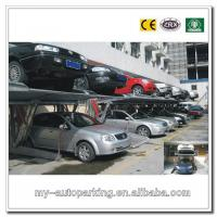 China Cheap Automated Parking System /Garage Lifts/ Vertical Parking/Storage System Double Stack on sale