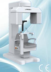 China Lower radiation dose Dental digital Imaging Systems , dental x-ray unit on sale