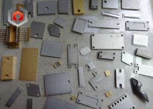 China Gamma Ray / X Ray Radiation Protection Shield WNiCu Material Made on sale