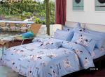 China Children Bedding Sets Reactive Printed / Christmas Gift , Cute Dog Design wholesale