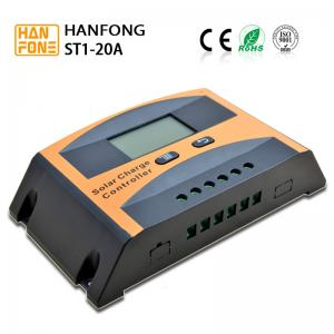 China High Efficiency Manual Pwm Instructions 20A Solar Charge Controller For Home Solar System on sale