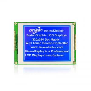 China Monochrome LCD Display, Graphic lcd display, power meter lcd display on sale