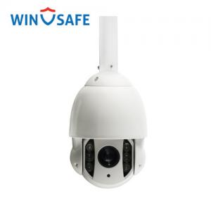 China White Small Ir Hd Analog Security Camera Compatible With Hikvision / Dahua on sale