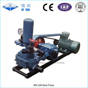 China BW - 200 Drilling Rig Mud Pumps Extension Rod For Industries Construction on sale