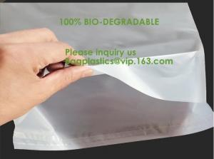 China Biodegradable compostable plastic courier shipping envelope custom 10x13 matte black poly mailers bag bagplastics bageas on sale