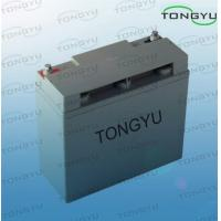 China Eco-friendly 19Ah 12V LiFePO4 Battery For LED Traffic Signals / LED Signs on sale