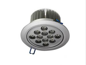 China 1160lm 12W LED Ceiling Light Recessed LED Apartment Wall Lamp AC 100V - 240V on sale