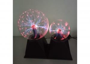 China Magic 12 15 Inch Plasma Orb For Laboratory Demonstration Or Disco , Plasma Light Bulb on sale