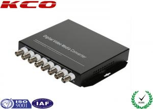 China Fibre Optic Media Converter Ethernet Copper Data Voice Video Type on sale