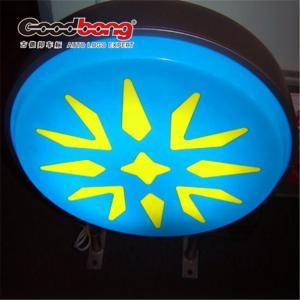 China advertising metal lighting box frame light box on sale